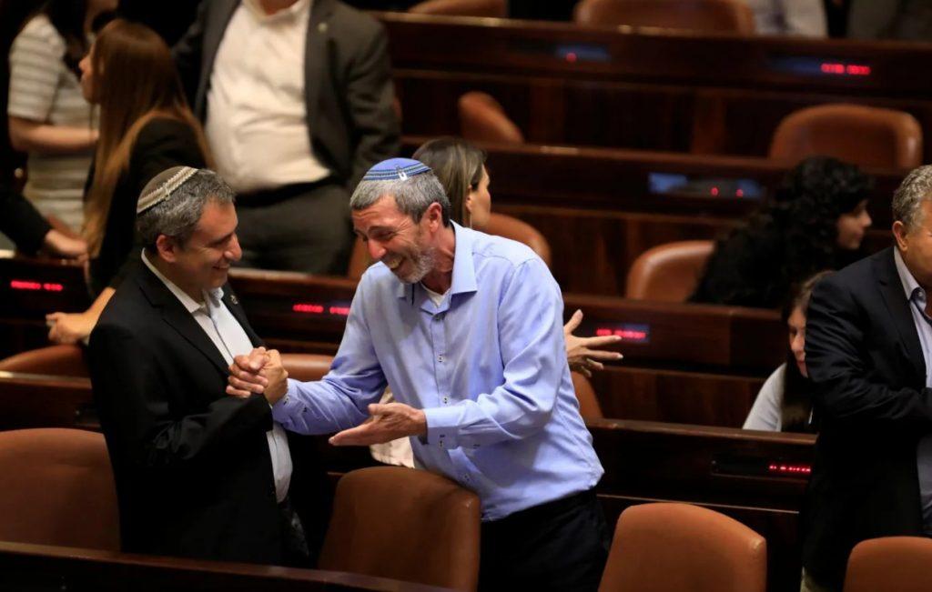ისრაელის მედიის ცნობით, მინისტრთა კაბინეტის სამი წევრი კარანტინშია გადაყვანილი