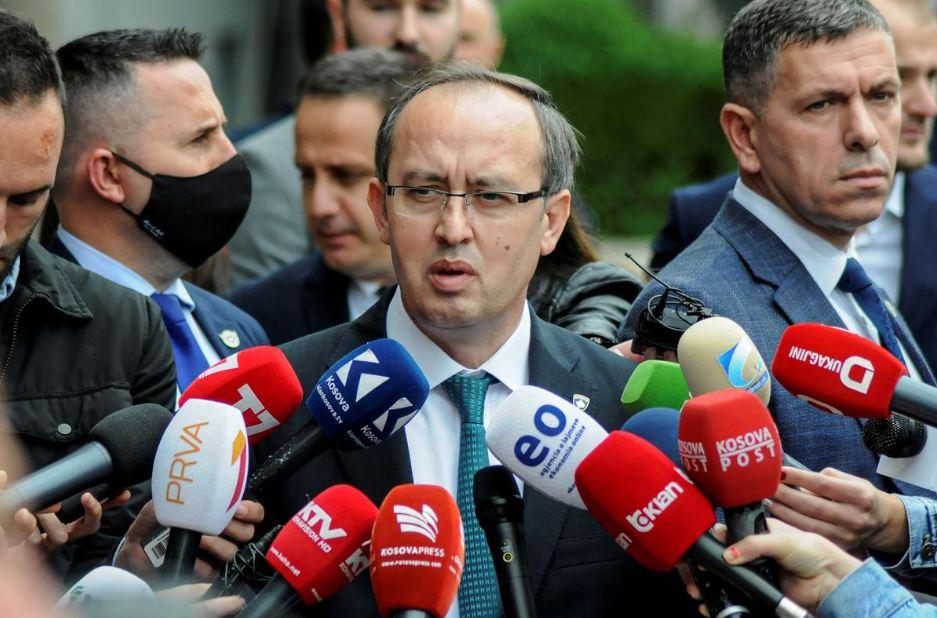 კოსოვოს პრემიერ-მინისტრს კორონავირუსი დაუდასტურდა