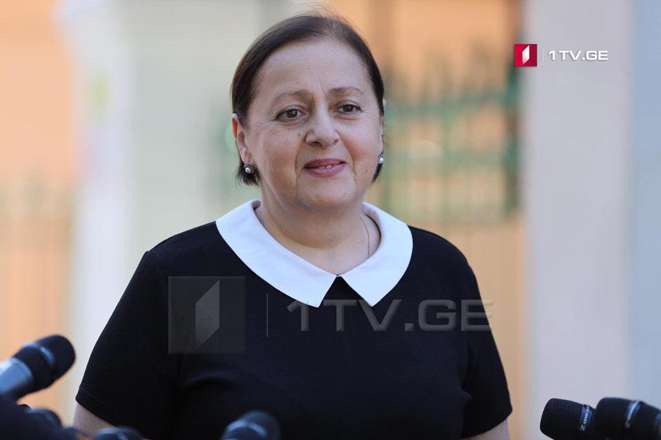 Marina Ezuqbaiya - Gürcüstanda koronavirusdan sağalananların sayı 81 faizdən artıqdır