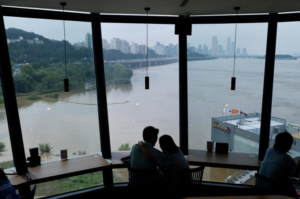 სამხრეთ კორეაში წყალდიდობას მსხვერპლი მოჰყვა