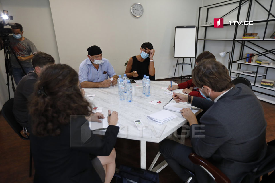 Васил Маглаперидзе - Уверен, что мы предоставим населению правильную информацию и с достоинством проведем эти выборы