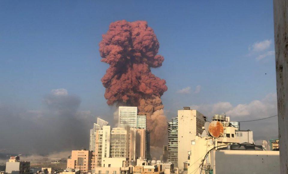 Число погибших в результате взрыва в Бейруте достигло 78 человек, более 4000 человек пострадали