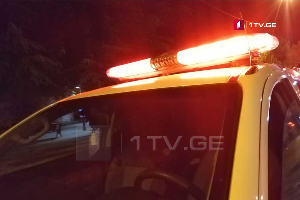 პოლიციამ გურჯაანში იარაღის უკანონო შეძენა-შენახვის ბრალდებით ერთი პირი დააკავა