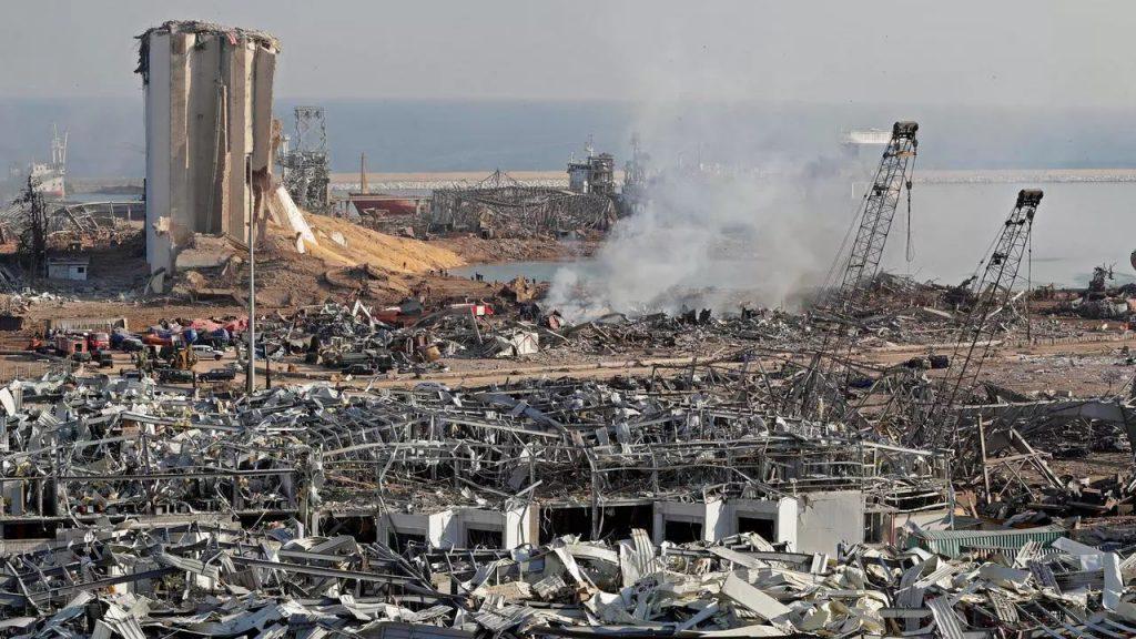 ბეირუთის გუბერნატორი - ლიბანის დედაქალაქში აფეთქებამ ქალაქის ნახევარი გაანადგურა ან დააზიანა