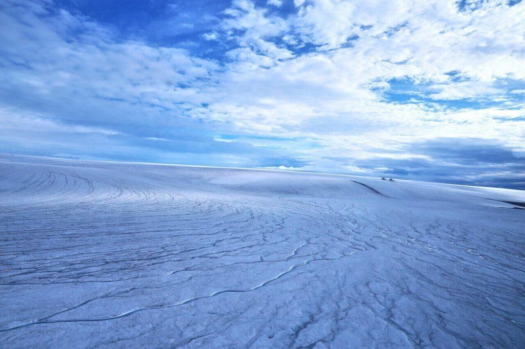 უძველესი მარსი ყინულის ფენებით იყო დაფარული და არა მდინარეებით — ახალი კვლევა #1tvმეცნიერება