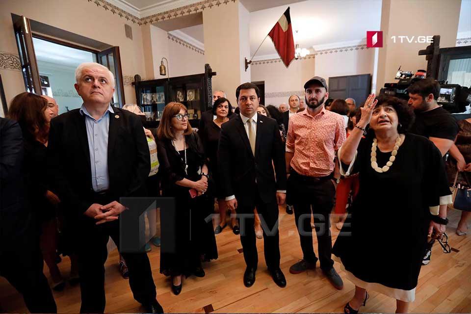 არჩილ თალაკვაძე -ემიგრანტთა გამორჩეული თაობების წვლილი უდიდესია, რომ დღეს საქართველო ევროპაში ბრუნდება და აქვს ევროკავშირთან ასოცირების ხელშეკრულება