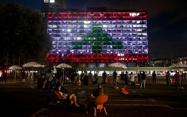 Мэр Тель-Авива - Человечность выше любого конфликта, и наши сердца сегодня вместе с ливанским народом