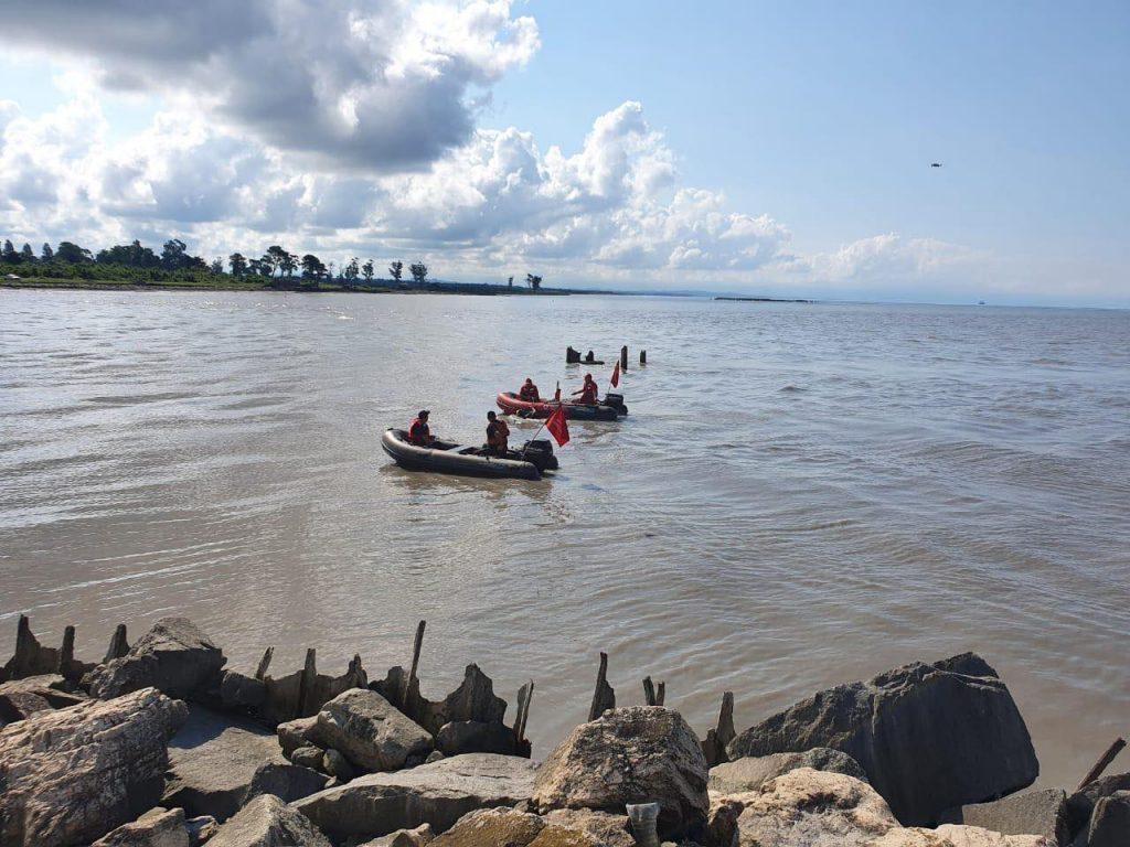 მეხანძრე-მაშველებმა ფოთში, მდინარე რიონში ახალგაზრდა გოგონას ცხედარი იპოვეს
