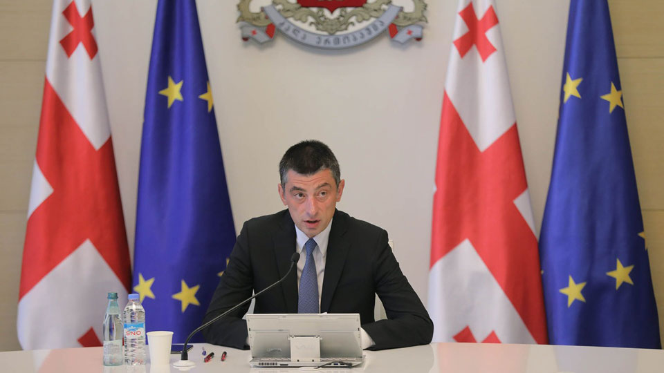Giorgi Gakharia:  Initial response was quite effective in Mestia
