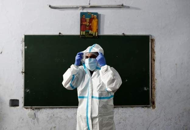 ინდოეთში კორონავირუსის შემთხვევების რიცხვმა ორ მილიონს გადააჭარბა