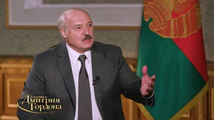 President of Belarus says that western countries threatened with sanctions in case of recognition of occupied Abkhazia and South Ossetia