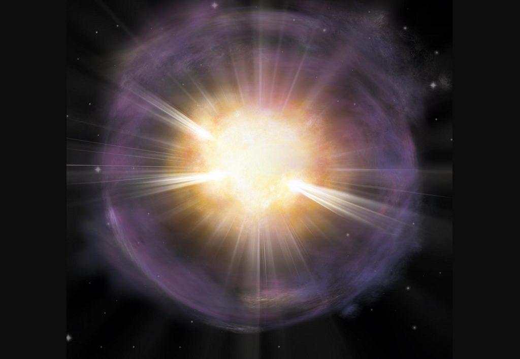 როგორ გამოიწრთო ჩვენს ძვლებსა და კბილებში არსებული კალციუმი აფეთქებულ ვარსკვლავებში — #1tvმეცნიერება