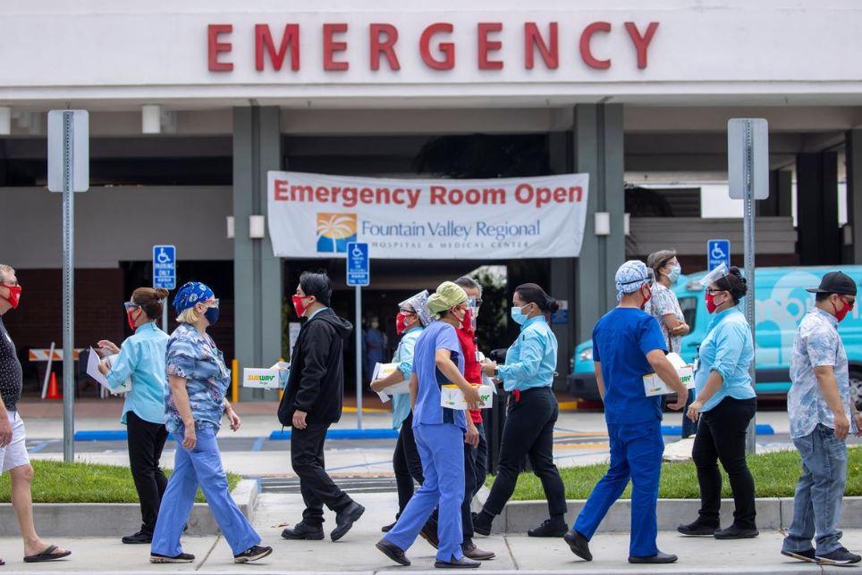 აშშ-ში კორონავირუსით ინფიცირებულთა რაოდენობამ ხუთ მილიონს გადააჭარბა