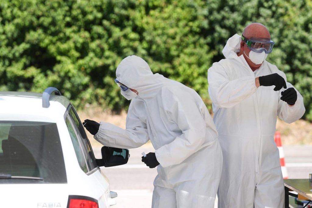 გერმანიაში კორონავირუსის 436 ახალი შემთხვევა დადასტურდა, გარდაიცვალა ერთი პაციენტი