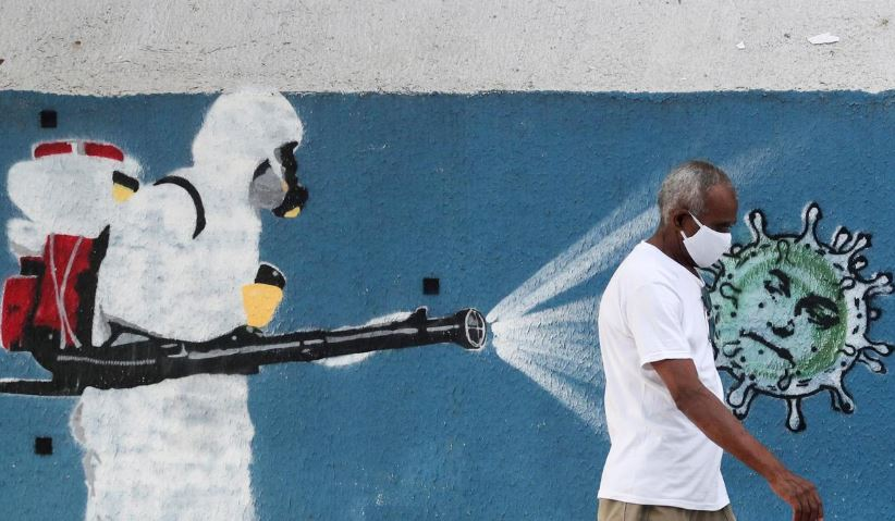 ბრაზილიაში ბოლო დღე-ღამეში კორონავირუსის 28 378 შემთხვევა გამოვლინდა, გარდაიცვალა 869 ინფიცირებული