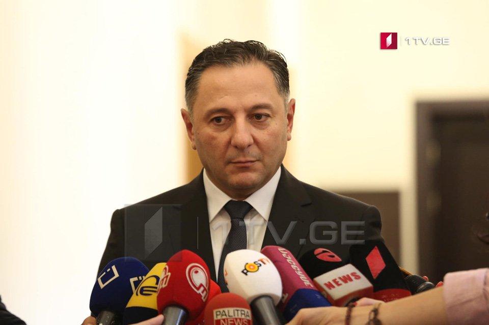Vaxtanq Qomelauri - Tamar Baçaliaşvilinin işi üzrə istintaq aparılır və düşünürəm, tezliklə başa çatacaq