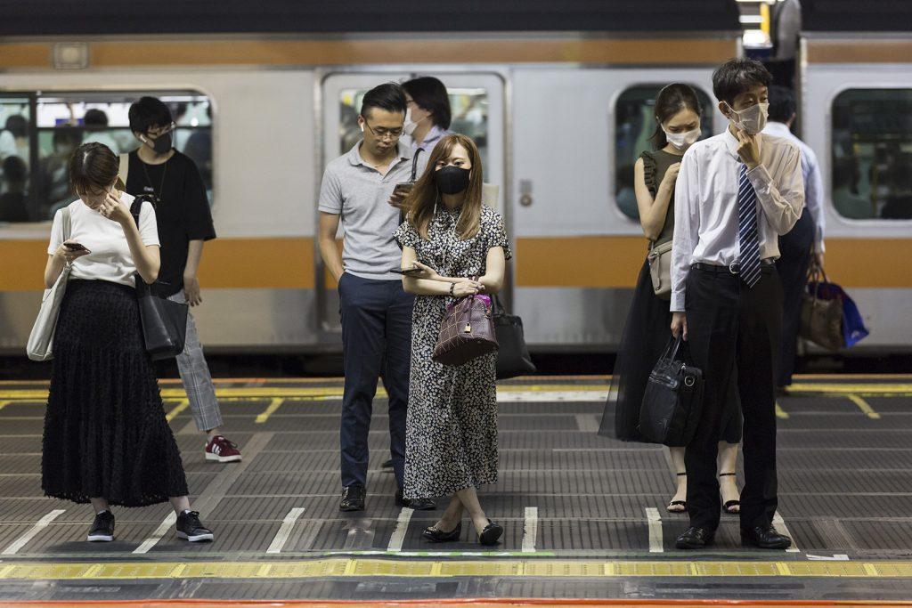იაპონიაში ბოლო 24 საათის განმავლობაში კორონავირუსის 842 ახალი შემთხვევა გამოვლინდა