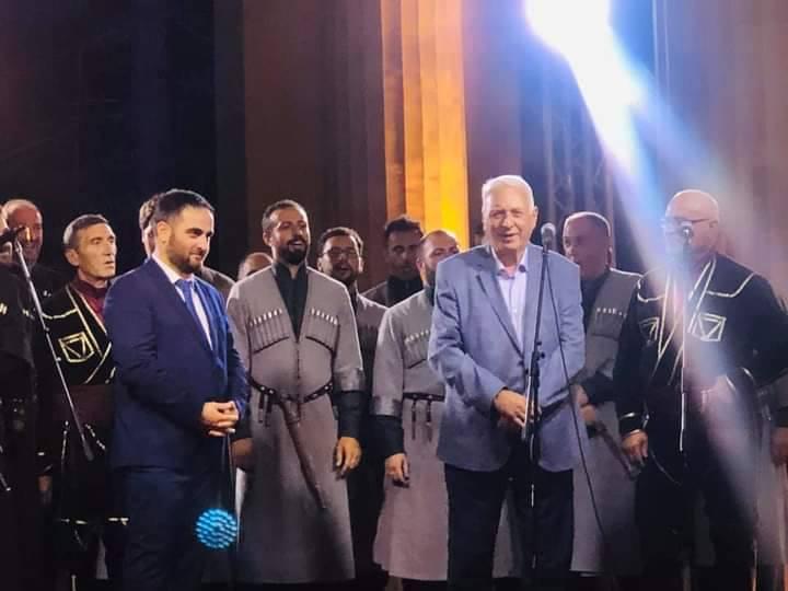 """გიორგი დონაძე - დღეს უპრეცედენტო მხარდაჭერა აქვს ქართული კულტურას და ეს არის """"ქართუსა"""" და ბიძინა ივანიშვილის დამსახურება"""