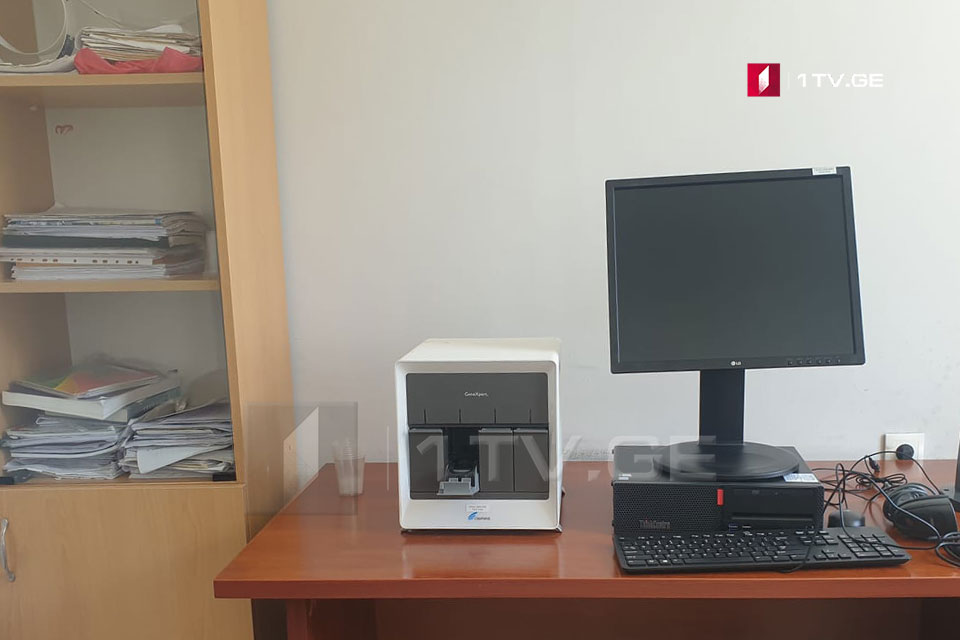 С сегодняшнего дня проведение тестов PCR будет возможно и в клинике Местиа