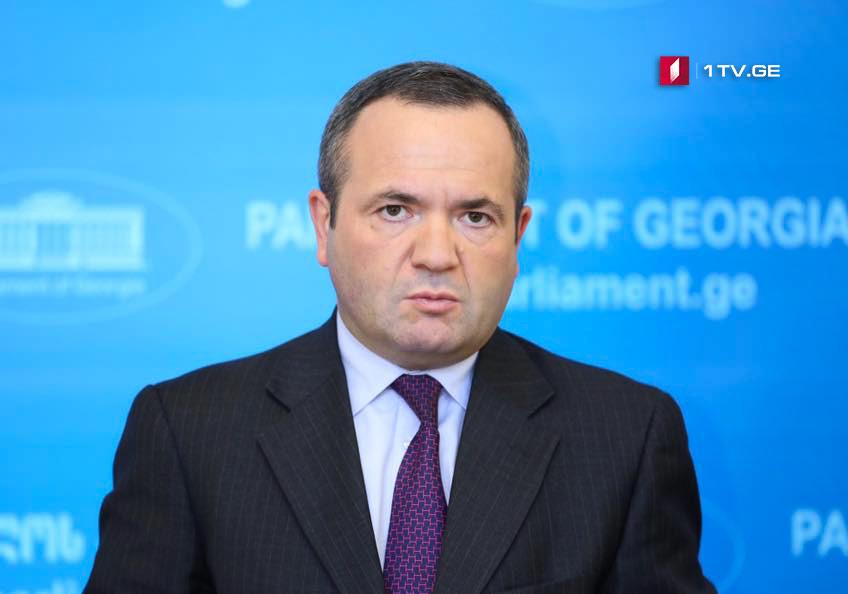 """ზურაბ ჭიაბერაშვილი მიიჩნევს, რომ """"ქართული ოცნება"""" საარჩევნოდ საარსებო შემწეობებით მანიპულირებს"""