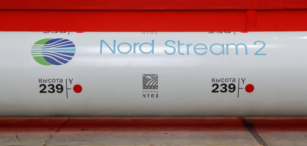 EU Members protest US interference in Nord Stream 2 construction