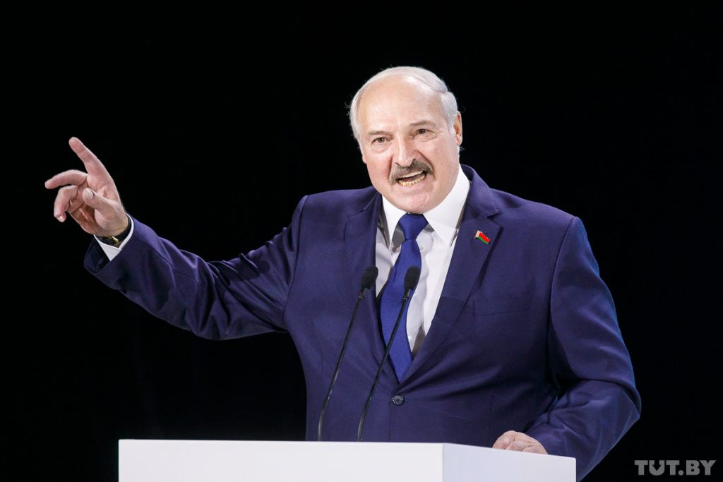 Alexander Lukashenko: I am still alive and not abroad