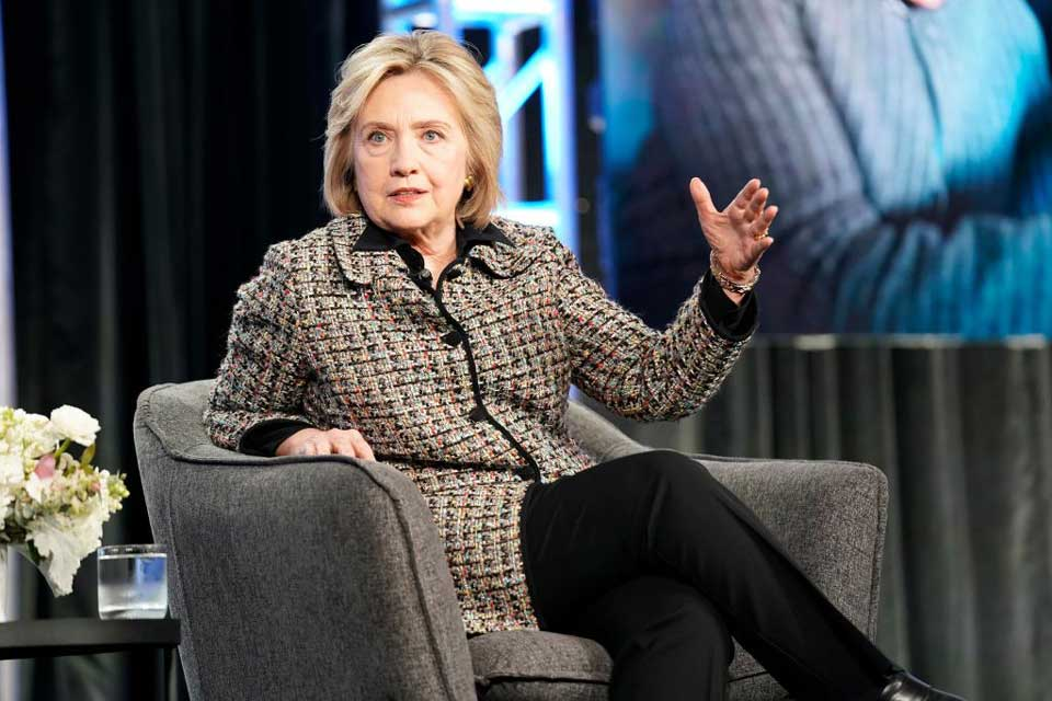 Hillary Clinton – Russian Aggression shows that Europe and U.S. have much work ahead
