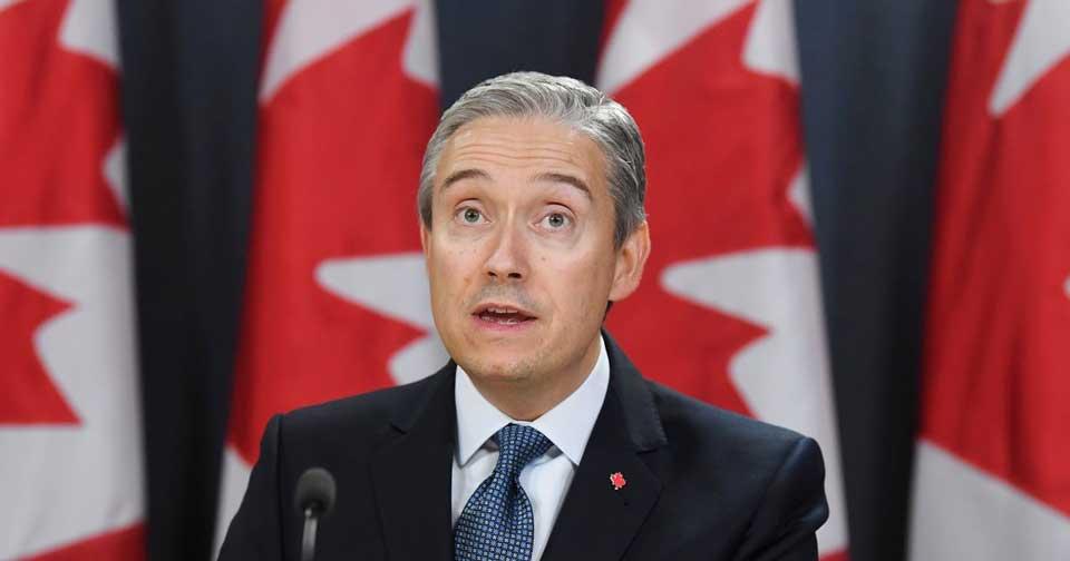 კანადის საგარეო საქმეთა მინისტრი - ჩვენ არ ვაღიარებთ გაყალბებულ არჩევნებს ბელარუსში და მოვუწოდებთ, ჩატარდეს სამართლიანი არჩევნები