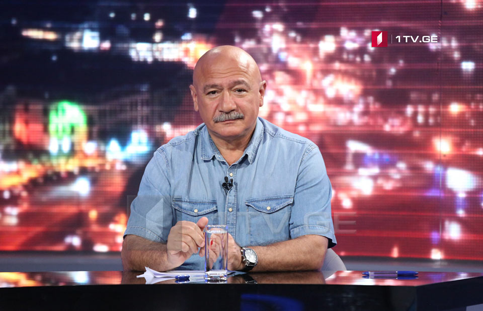 Vasil Maghlaperidze,  Director General of Georgian Public Broadcaster resigns