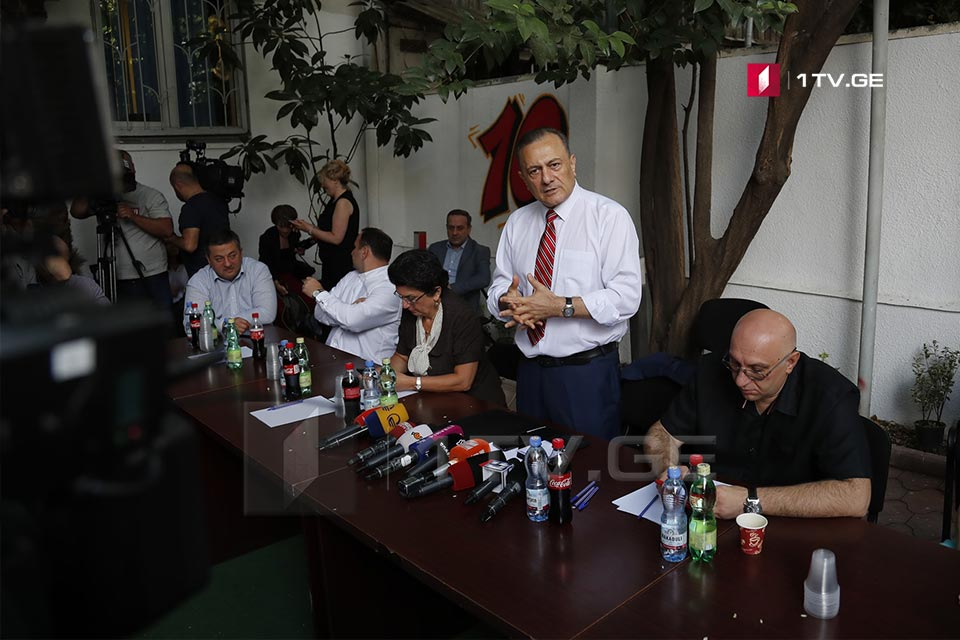 Labor Party Leader – Opposition agreed on joint Majoritarian candidates in Tbilisi