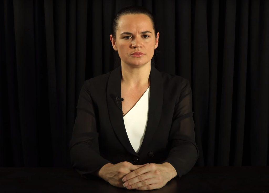 Բելառուսի նախագահի նախկին թեկնածու Սվետլանա Ցիխանովսկայան դիմելու է ՄԱԿ-ի անվտանգության խորհրդին