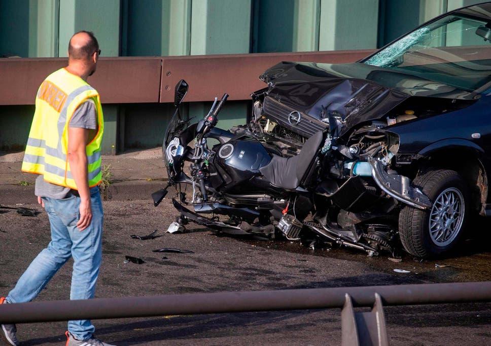 გერმანიის პროკურატურაში ვარაუდობენ, რომ ბერლინში მომხდარი ავტოავარია ტერაქტს უკავშირდება