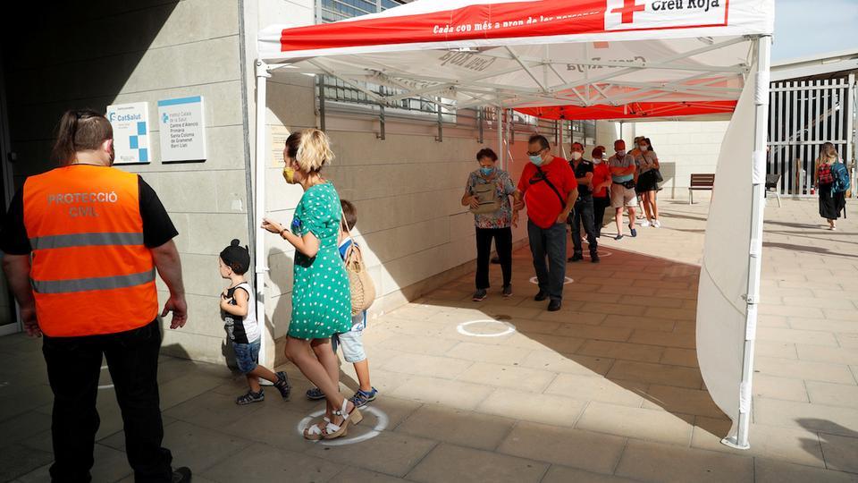 ესპანეთში კორონავირუსის რეკორდულად მაღალი, 3 715 ახალი შემთხვევა გამოვლინდა