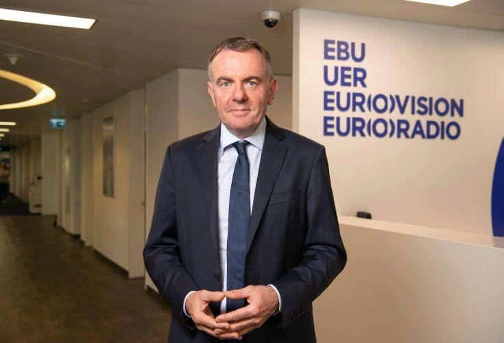EBU General Director thanks Vasil Maghlaperidze for work