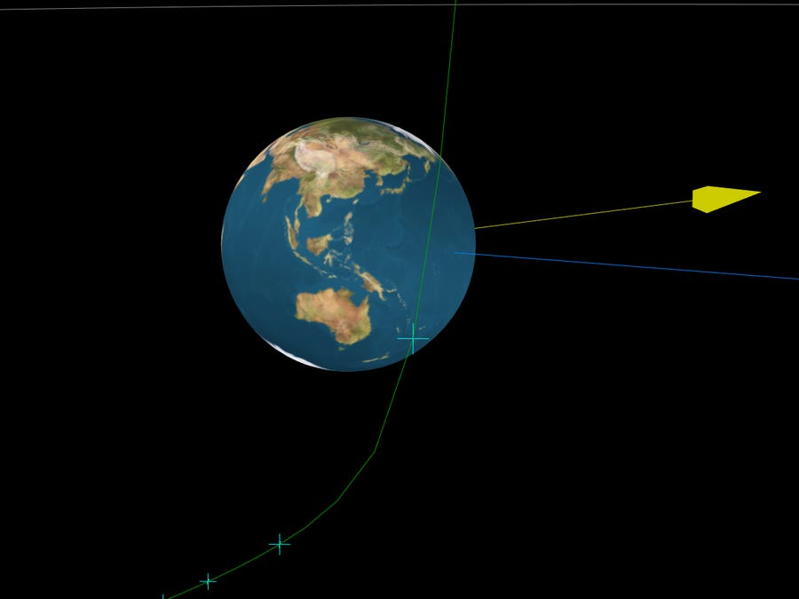 ასტეროიდმა დედამიწას რეკორდულად ახლო მანძილზე ისე ჩაუარა, რომ ასტრონომებმა მისი მოახლოება ვერ შენიშნეს — #1tvმეცნიერება