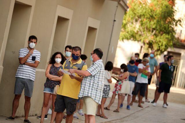 ესპანეთში კორონავირუსით ინფიცირების 3 650 ახალი შემთხვევა დაფიქსირდა