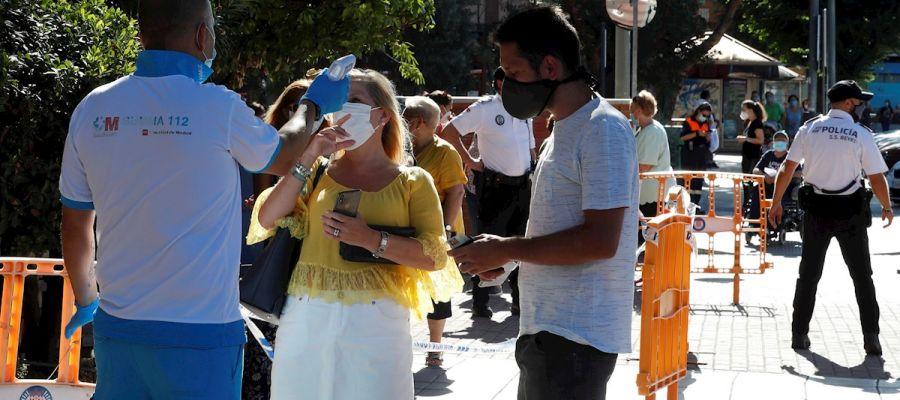ესპანეთში ბოლო 24 საათში კორონავირუსის 2060 ახალი შემთხვევა გამოვლინდა