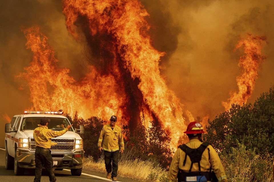 კალიფორნიაში ტყის ხანძრების შედეგად გარდაცვლილთა რიცხვმა შვიდს მიაღწია