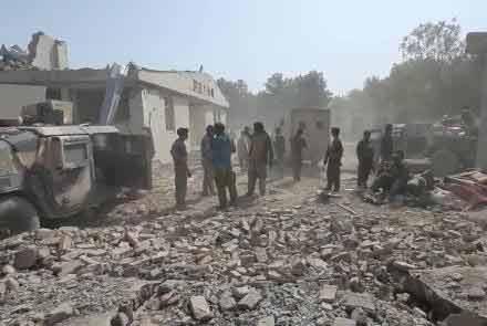 ავღანეთში აფეთქებას ორი ადამიანი ემსხვერპლა