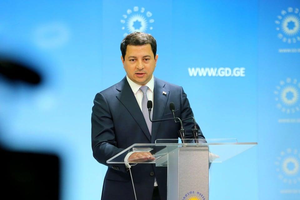 """""""ქართული ოცნება"""" ინიციატივით გამოდის, ამომრჩევლის იძულების, დაშინებისა და ხმის მიცემის ფარულობის დარღვევის შემთხვევებზე სანქციები გამკაცრდეს"""