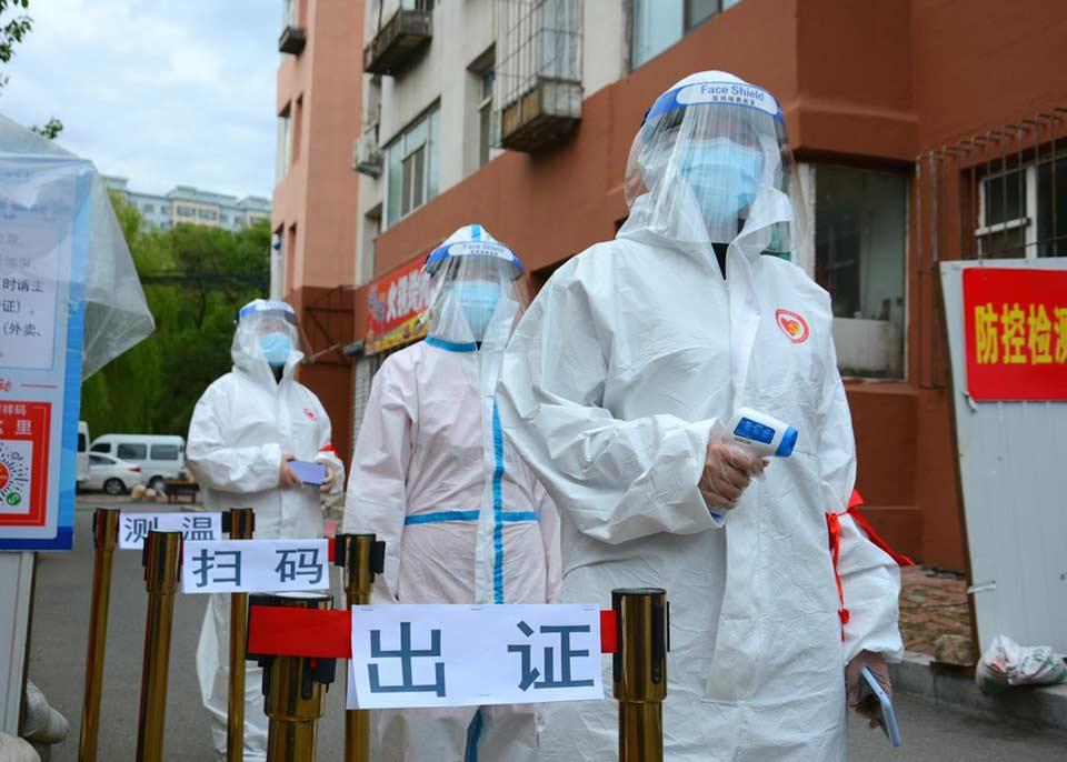 ჩინეთში კორონავირუსის 12 ახალი შემთხვევა გამოვლინდა
