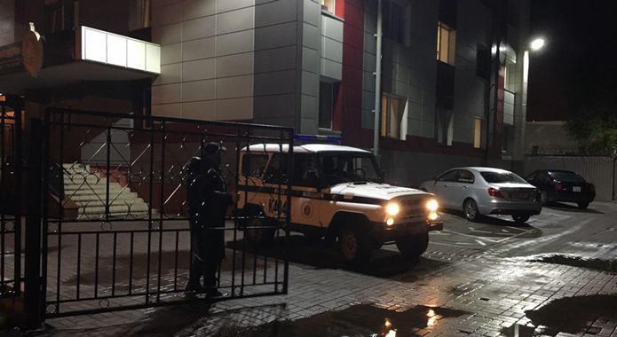 მინსკში ანტისამთავრობო აქციაზე 200-ზე მეტი ადამიანი დააკავეს, მათ შორის ჟურნალისტები