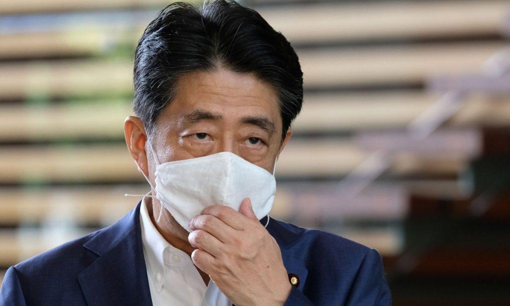 იაპონიის პრემიერ-მინისტრი ჯანმრთელობის მდგომარეობის გაუარესების გამო გადადგომას გეგმავს