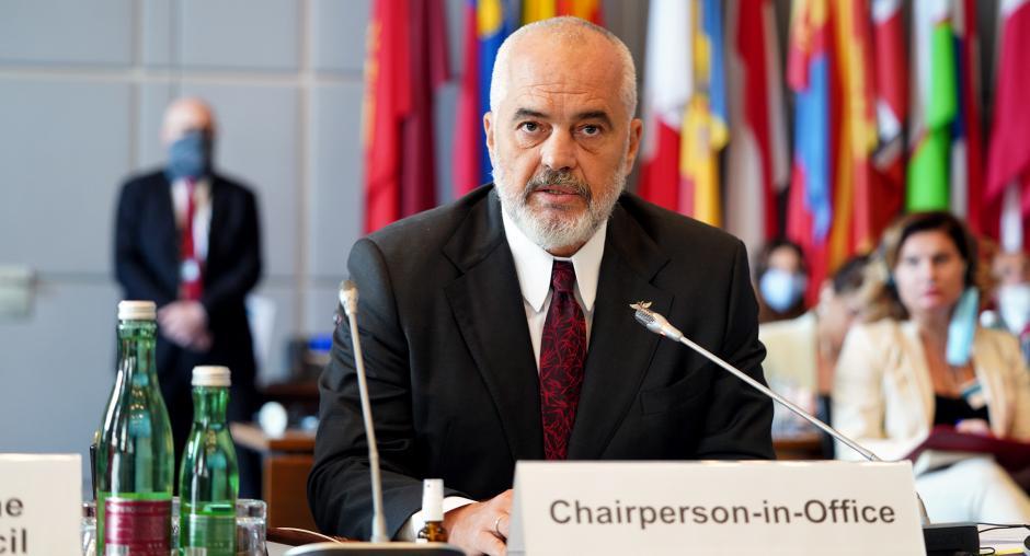 OSCE offers Belarus to facilitate dialogue in Belarus