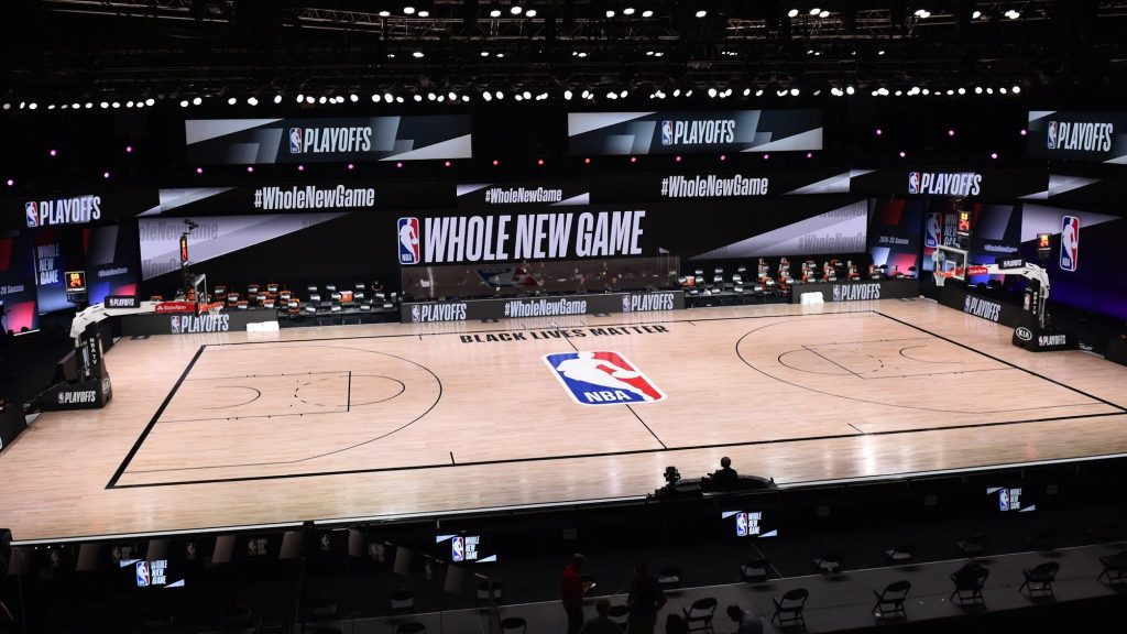 ნაციონალური საკალათბურთო ასოციაციის (NBA) პლეი-ოფი 29 ან 30 აგვისტოს განახლდება