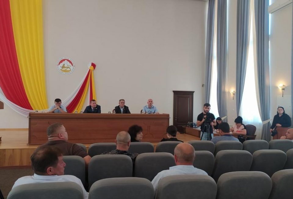 De-facto lawmakers of occupied Tskhinvali urged so-called president for dismissal of general prosecutor