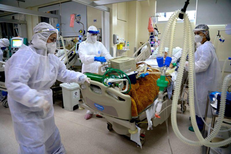 Almaniyada koronavirusa yoluxmanın 610 yeni halı aşkar edildi