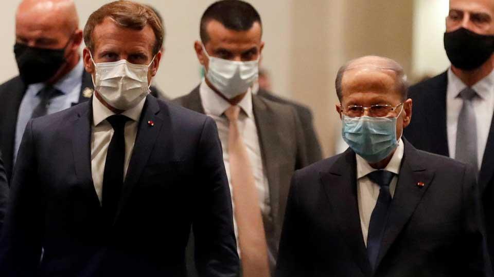 ემანუელ მაკრონი ლიბანს მთავრობის რაც შეიძლება სწრაფად ჩამოყალიბებისკენ მოუწოდებს