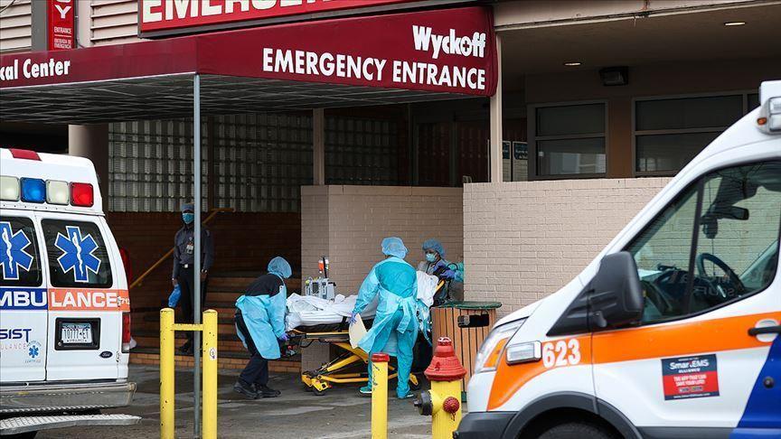 Վերջին 24 ժամում ԱՄՆ-ում արձանագրվել է կորոնավիրուսով վարակման ավելի քան 34 հազար դեպք, մահացել է 597 պացիենտ