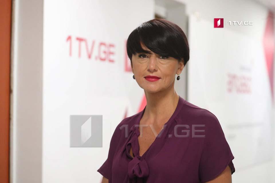 Թինաթին Բերձենիշվիլին մասնակցելու է հանրային հեռարձակողի տնօրենի ընտրական մրցույթին